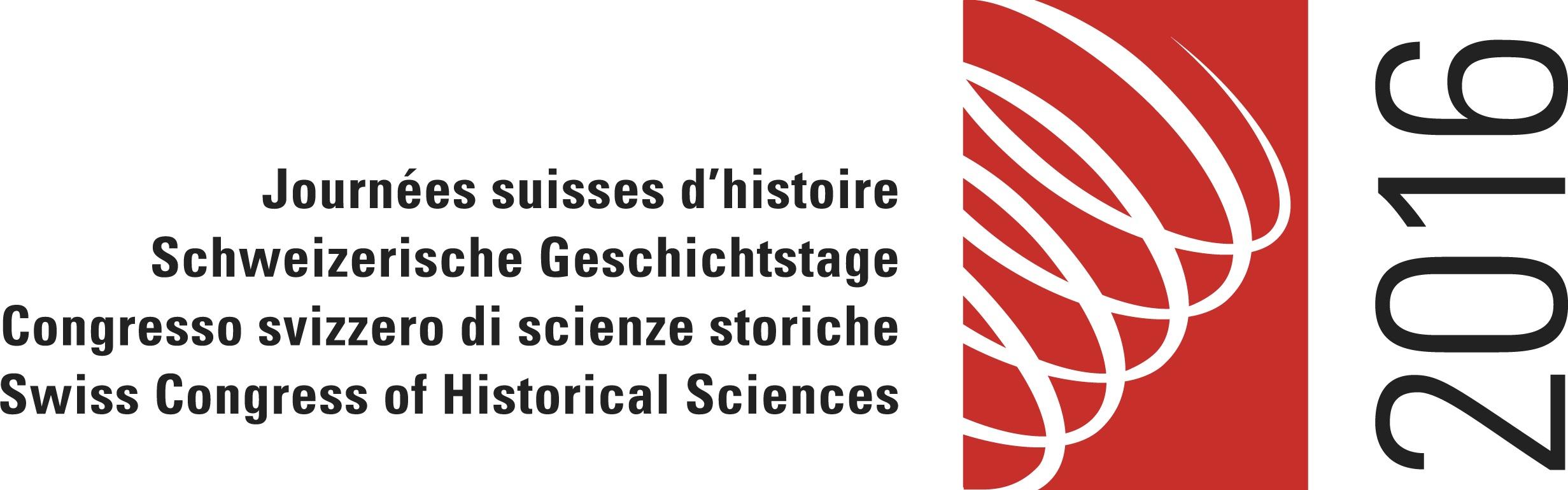 Logo Geschichtstage 2016