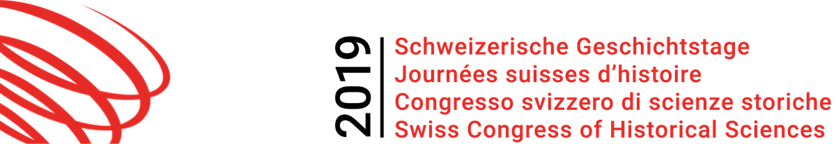 Logo Geschichtstage 2019